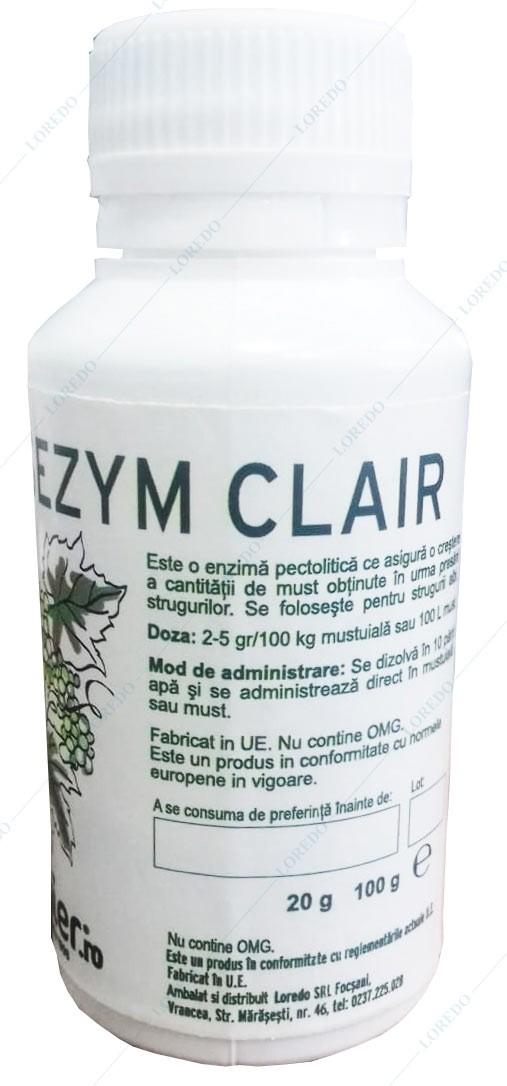 enzime pentru vin